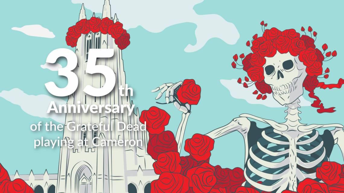 Grateful Dead anniversary concert