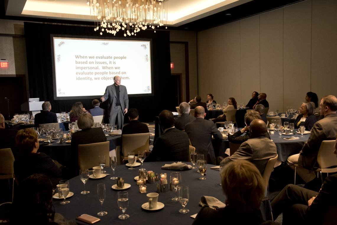 Duke Hosts Implicit Bias Meeting