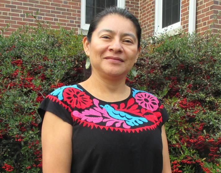 Irma Alicia Velásquez Nimatuj  to teach at Duke.