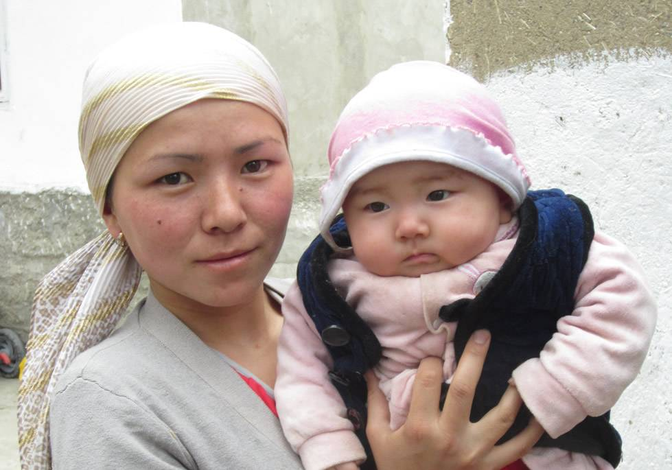In Kyrgyzstan, women are often kidnapped into marriage. Photo by Ailey Hughes/Landesa 2013