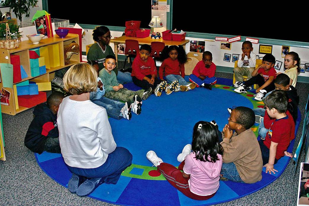A Smart Start-funded early education program in Raleigh. Photo credit: The North Carolina Partnership for Children