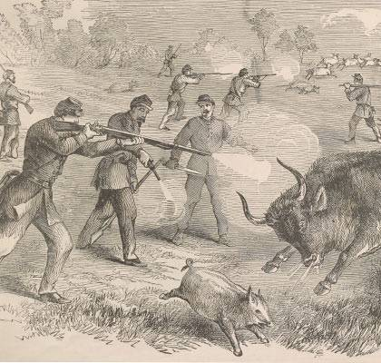 Another March Madness: The American Civil War at 150