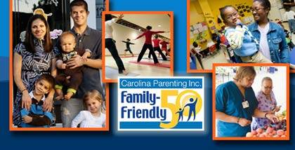 Carolina Parent magazine recognized Duke among top 50 employers for families.