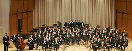 The Duke Wind Symphony will perform a