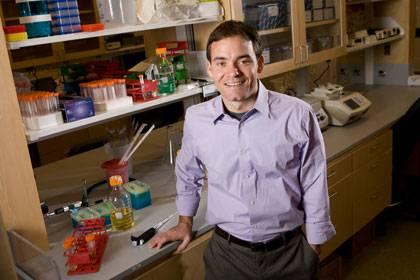 Charles Gersbach, assistant professor of biomedical engineering at Duke University. Photo Credit: Duke University