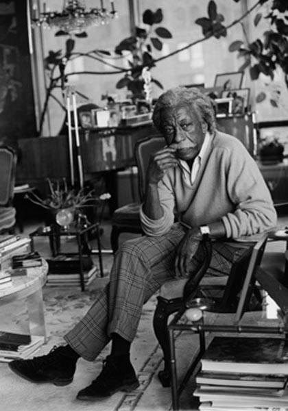 Debra Willis, an historian of African-American photography, has contributed to a 5-book series on Gordon Parks.