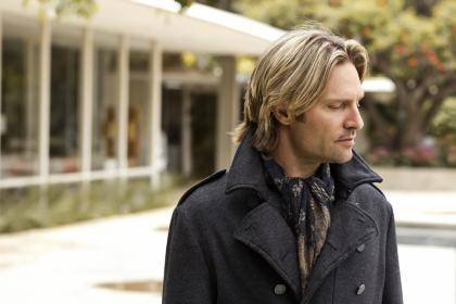 Composer Eric Whitacre will lead a benefit concert Oct. 27 at Duke University