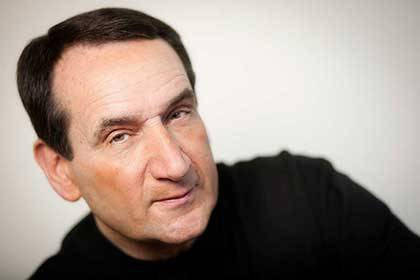 Mike Krzyzewski, winner of five national championships and two Olympic golds, will deliver the 2016 commencement address.