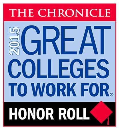 Duke has been named among the Chronicle of Higher Education's