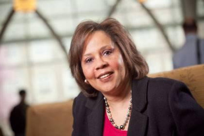 Graduate School Dean Paula McClain