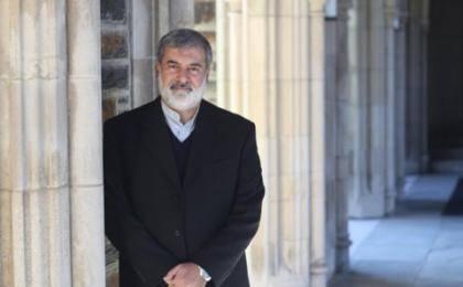 Mohsen Kadivar holds the Fall 2014 Keohane Distinguished Visiting Professorship