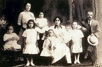 The Pauli Murray Family
