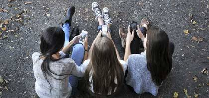 While youths' cell phone use provide challenges, much of parents' fears are overblown, according to a Duke study.