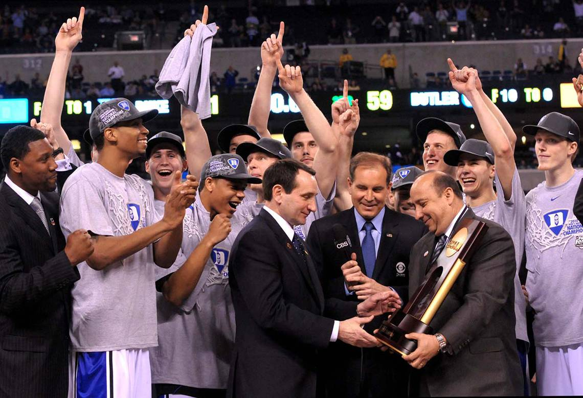 Duke Wins the NCAA men's basketball title in 2015. OLLI has a class for fans who want to know more about Duke sports history.