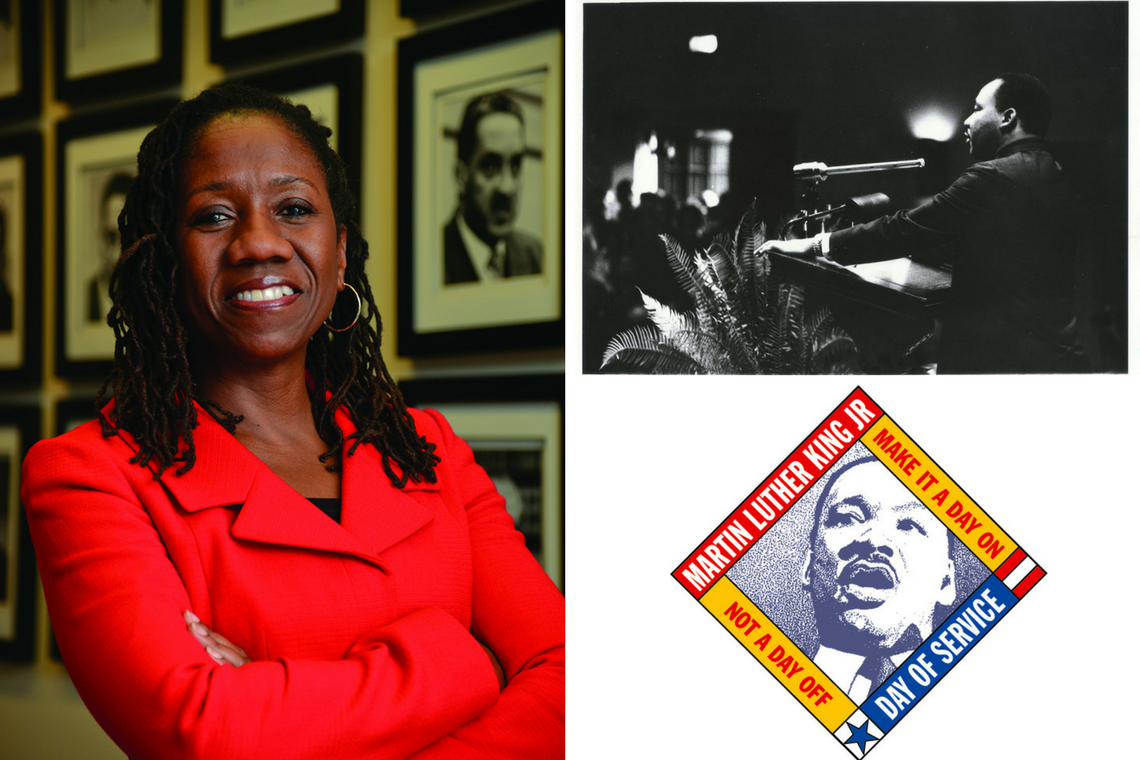 Sherrilyn Ifill will deliver the keynote address at the 2018 Duke University observance for Martin Luther King Jr.