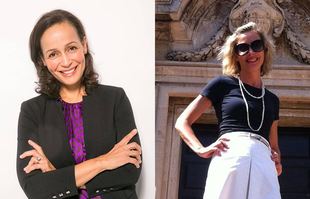 Duke NEH grant recipients: Anne-Maria Makhulu and Kristin Huffman Lanzoni