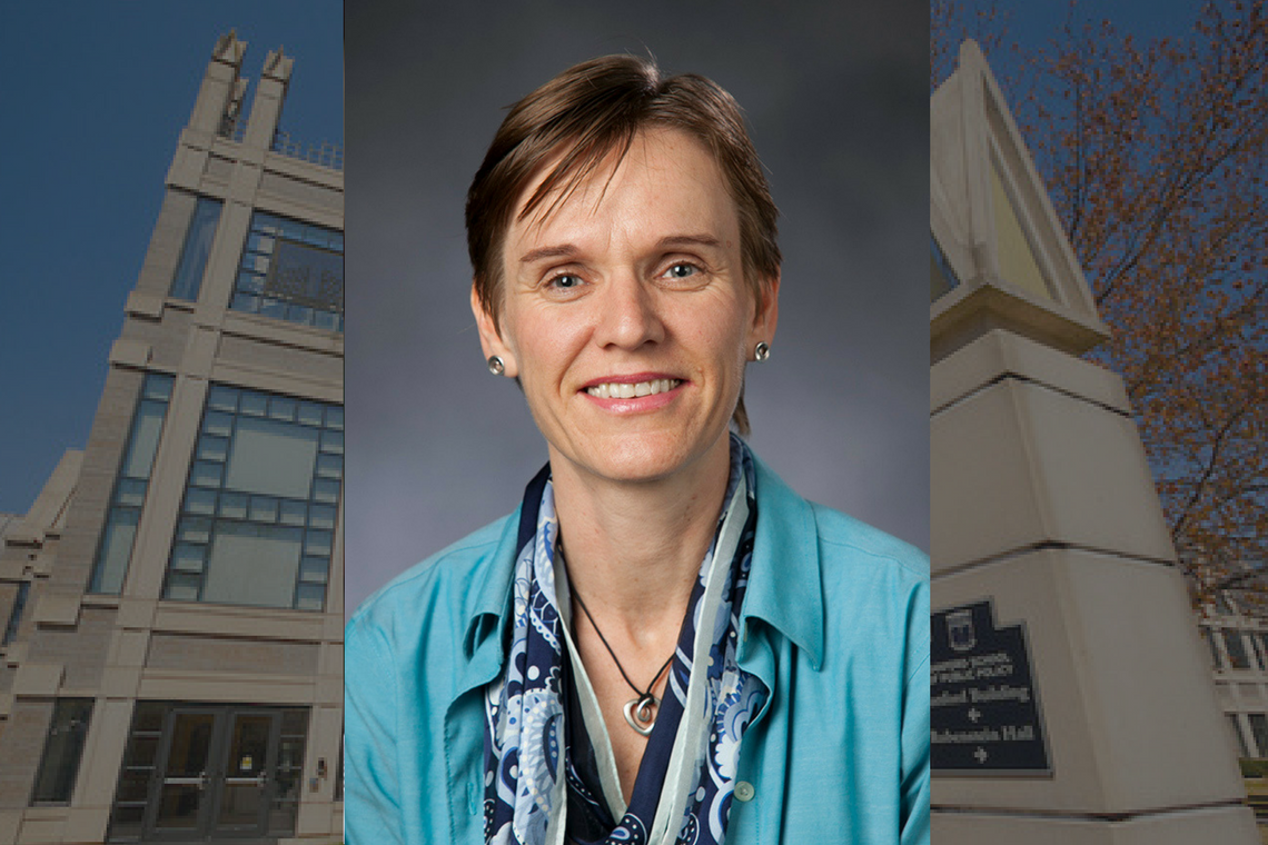 Judith Kelley will succeed Kelly Brownell as dean of the Sanford School of Public Policy.