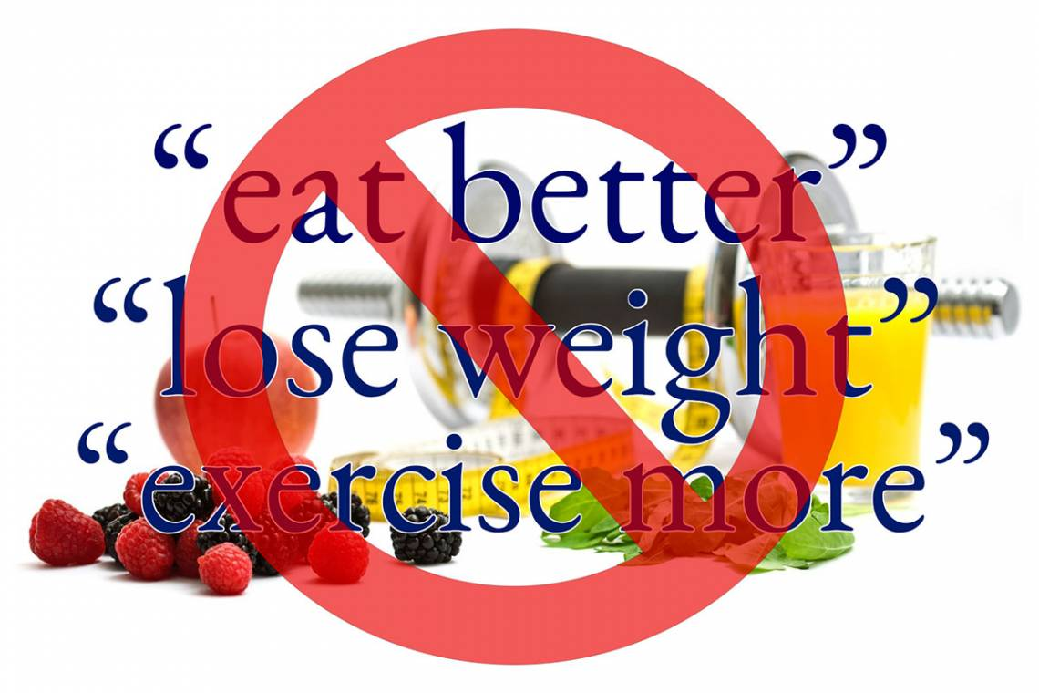 Eat Better, Lose Weight
