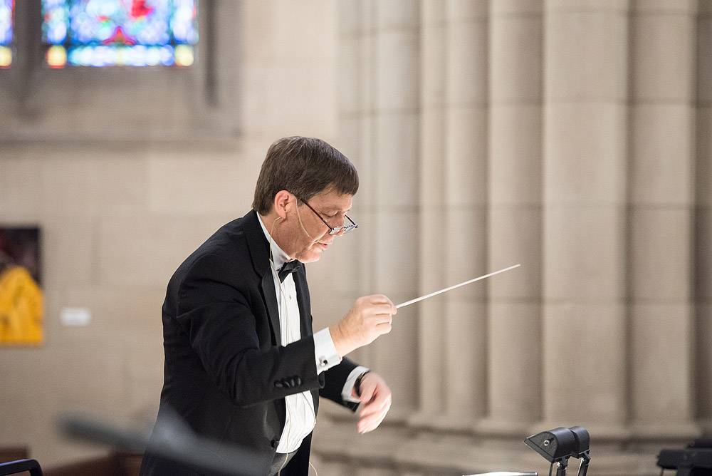 Duke's Rodney Wynkoop and Choir to Perform at Carnegie Hall on Saturday