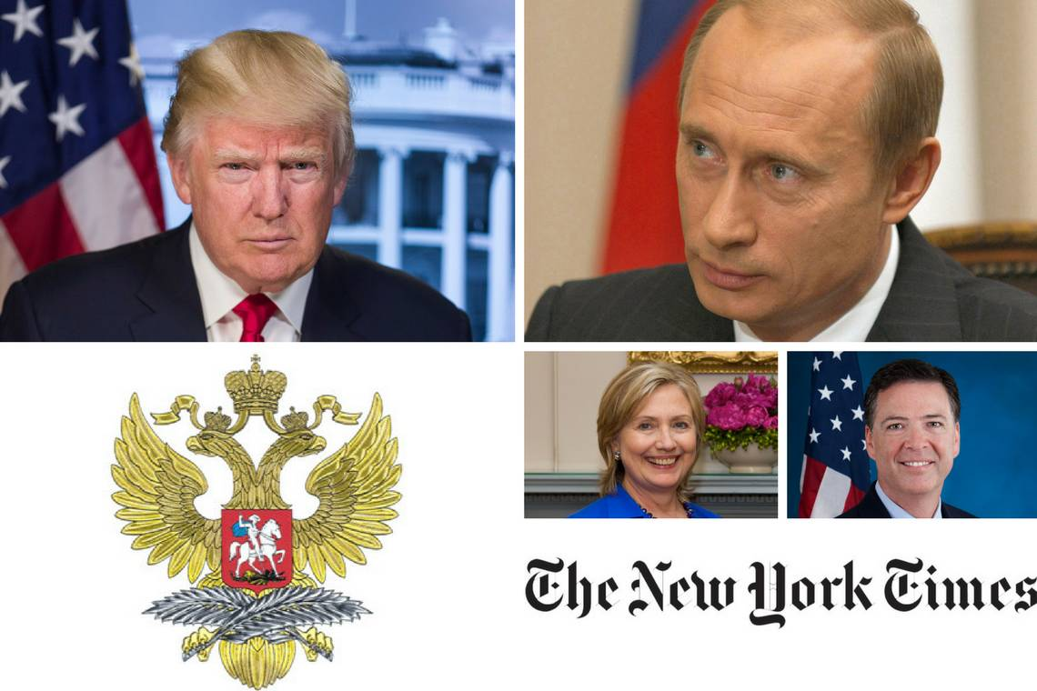 High risks, few facts in covering the story on Russian interference in the American election