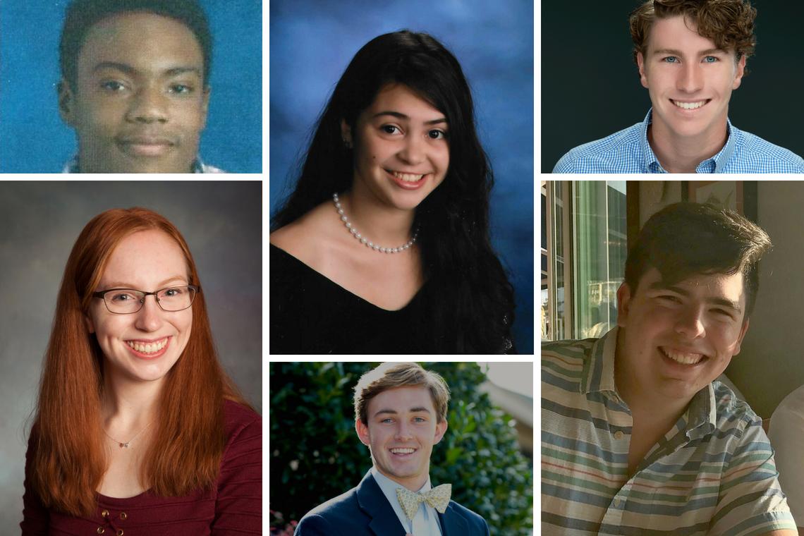 Duke Awards Trinity Scholarships To Six Students From NC And