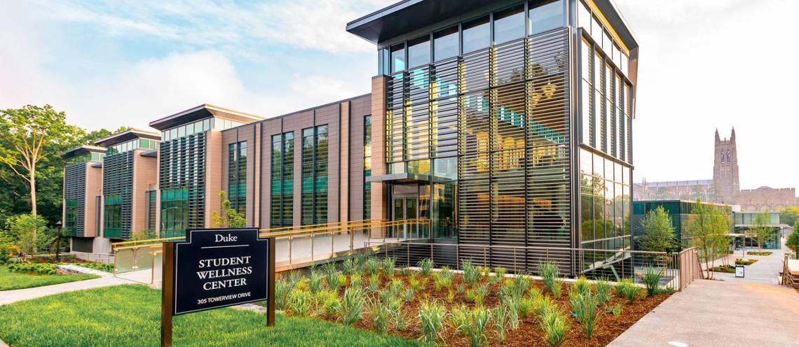 Duke Wins National Healthy Campus Award