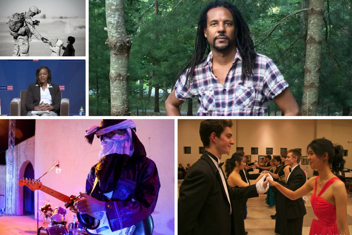 What to See This Week: Colson Whitehead, Professor Glymph, Elliott Abrams