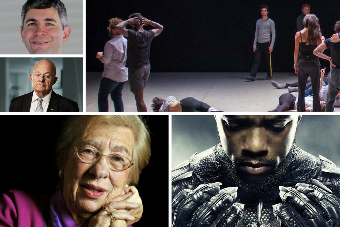 What to See at Duke This week -- Black Panther, James Clapper
