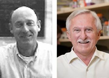 Robert Webster and Paul Modrich