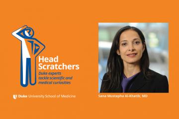 Sana Mustapha Al-Khatib, MD, is an expert in sudden cardiac death.