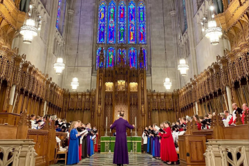 The RSCM America Carolina Course at Duke Chapel