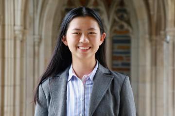 2020 Schwartzman Scholar Yuexuan Chen
