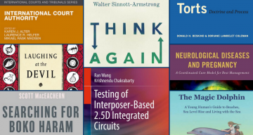 New summer books by Duke authors
