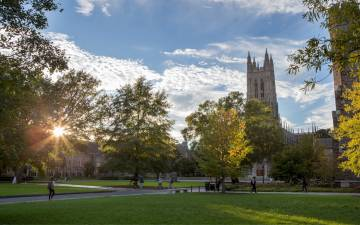 Duke Named a 'Best Employer for Diversity' by Forbes in 2020
