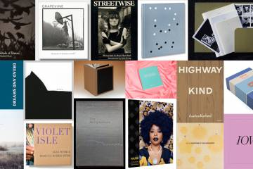 photobooks in the new library archive