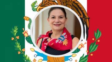 Martha Bárcena Coqui, Mexico's Ambassador to the U.S.