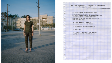Self Portraits organized by American artists and educators V Haddad and Sam Richardson.