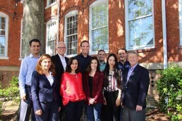 Duke University Global Value Chains Center team.