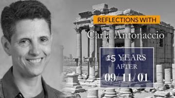 Carla Antanaccio and the Impacts of 9/11