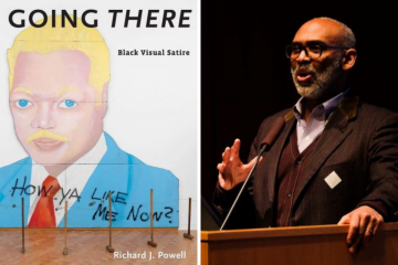 Richard Powell and his book Going There