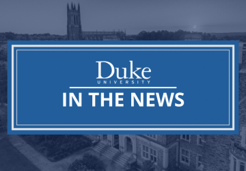 Duke in the News: Assessing Election Challenges, Vaccine Optimism