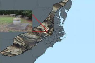 Coal ash and well water