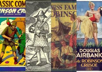 Robinson Crusoe editions