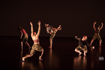 From the NC Dance Festival: Clarice Young dances