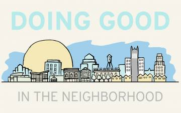 Doing Good in the Neighborhood