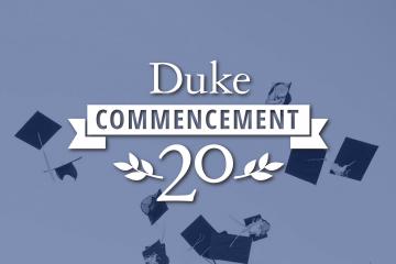Duke Commencement 2020
