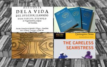 Work from Lucille Clifton, Francisco de Quevedo, Czeslaw Milosz, and Tjawangwa Dema