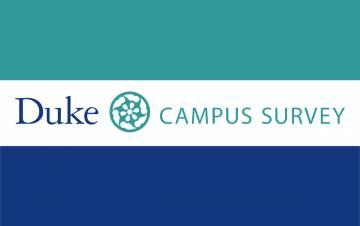 Duke Campus Climate Survey