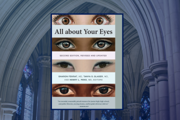 All About Your Eyes book cover