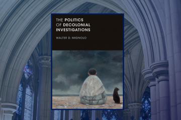 Mignolo book cover